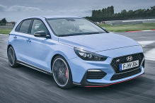 Hyundai i30 N Performance: Test