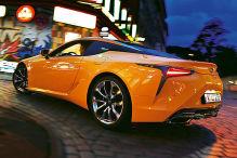 Lexus LC 500: Fahrbericht