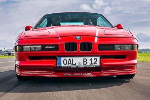Alpinas Ferrari