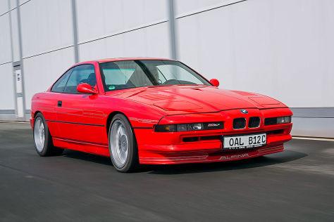 BMW Alpina B12 5.7 Coupé: Gebrauchtwagen-Test