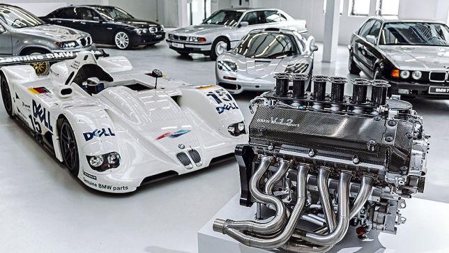 30 Jahre V12 bei BMW: Limousinen, Rennwagen, SUV - autobild.de