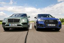 SUVs mit Diesel-Power im Test