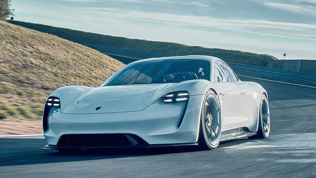 E-Porsche bleibt studiennah