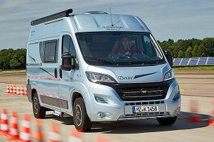 Karmann 540 Trend: Wohnmobil-Test