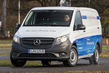 Mercedes eVito (2018): Test und Preis
