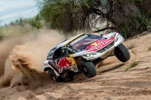 Letzte Fahrt für Schumacher der Wüste?