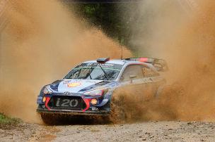 Bericht Rallye Australien