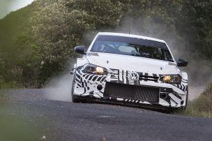 Rallye: Der neue VW Polo