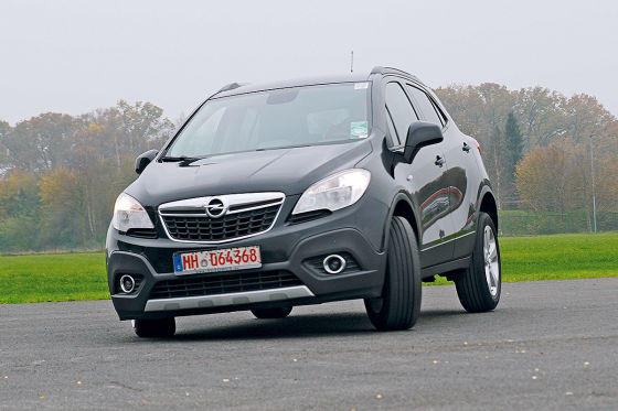 opel mokka gebrauchtwagen test. Black Bedroom Furniture Sets. Home Design Ideas