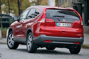 Honda CR-V IV: Gebrauchtwagen-Test