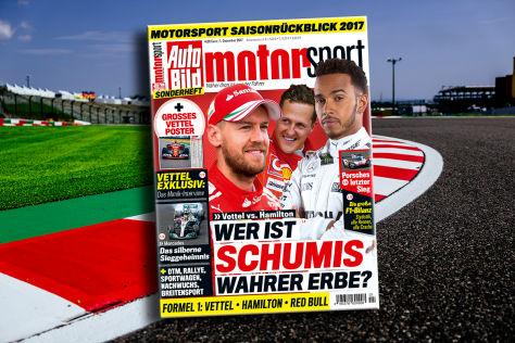 Formel 1: Saisonrückblick 2017