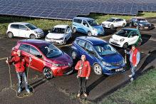 Acht Elektro-Autos im Reichweiten-Check
