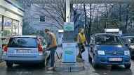 Erdgasautos: Gebrauchtwagen-Test
