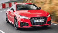 Audi TT/TTS Facelift (2018): Fahrbericht