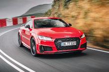 Audi TT Facelift (2018): Erlkönig, Marktstart, Motoren