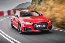 Audi TT/TTS Facelift: Fahrbericht