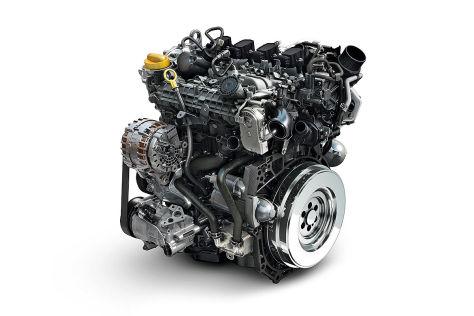 Renault/Nissan/Mercedes Vierzylinder (2017): Vorstellung