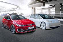 VW I.D. gegen Golf 8: Pro und Kontra