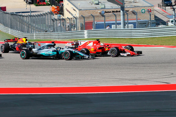 Vettel / Hamilton