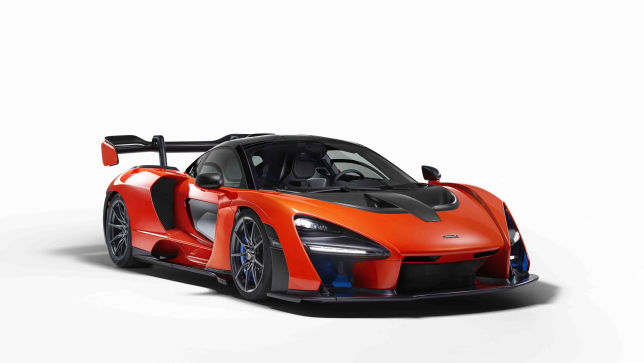 McLaren extrem!