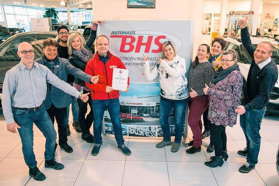 Autohaus BHS in Zwickau