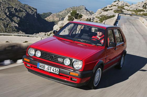 VW Golf 2 GTI