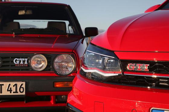 VW Golf 2 GTI VW Polo GTI