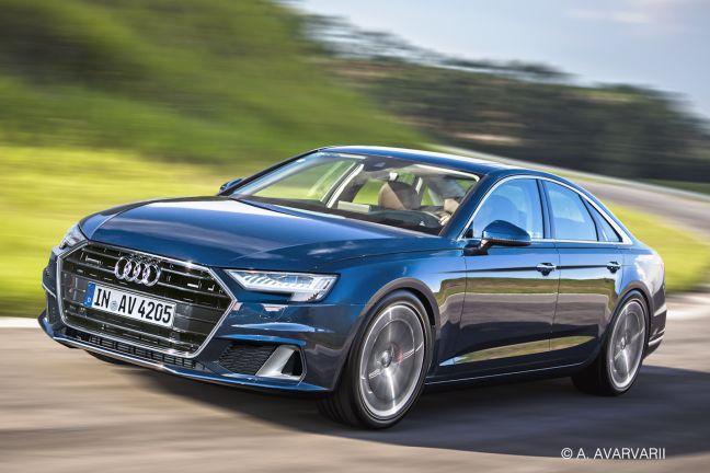 Video Audi A4 2018 Autobild De