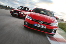 Generation Golf trifft Polo GTI
