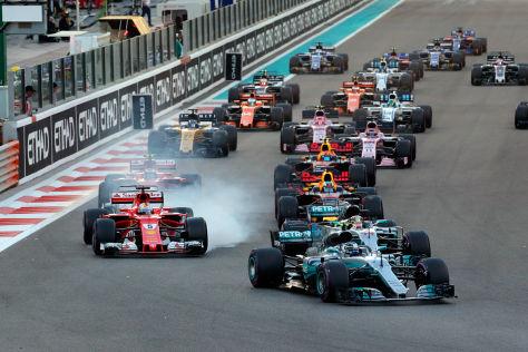 Formel 1: Zitate des Jahres