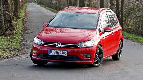 VW Golf Sportsvan: Gebrauchtwagen-Test