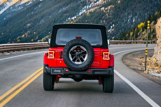 Jeep JL Wrangler Rubicon