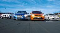 Leon Cupra, S3, Focus ST, 3 MPS: Gebrauchtwagen-Test