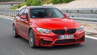 BMW M3 Competition: Dauertest
