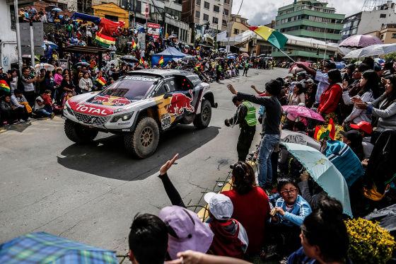 BFGoodrich peilt in Dakar erneut den Sieg an