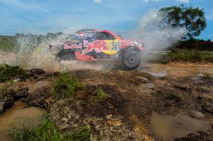 Auf Siegeskurs für die Dakar