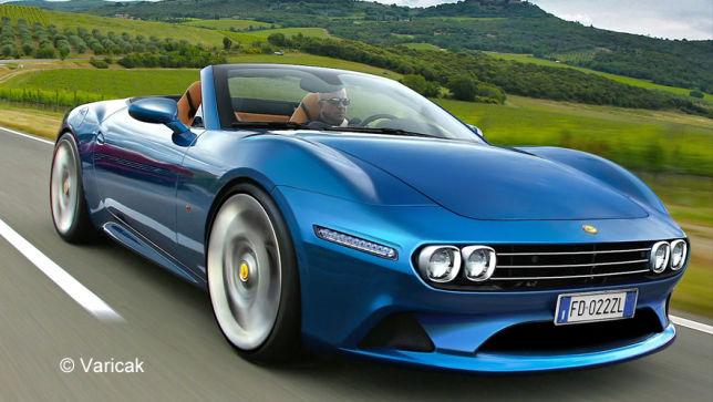 Oldie mit Ferrari-Genen