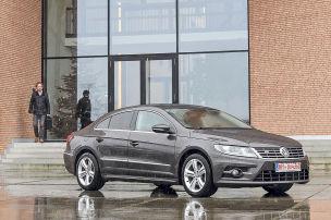 VW CC: Gebrauchtwagen-Test