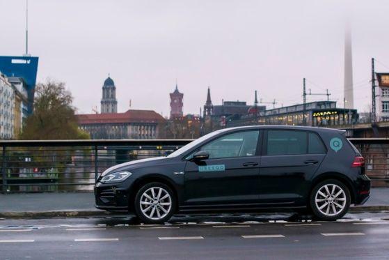 So werden in Berlin Fahrzeuge geteilt
