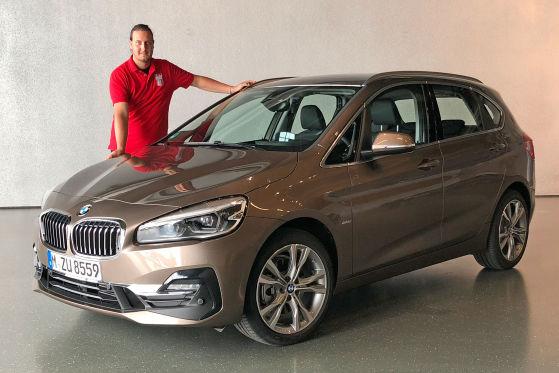 BMW 2 Series Active Tourer Gran 2018 Info Test Prices