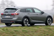 Opel Insignia Country Tourer: Test
