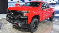 Chevrolet Silverado 1500 (2018): Test, Motoren, Technik, Infos