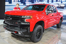 Chevy-Pick-up kann auch Luxus