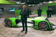 CES 2018: Interview NVIDIA