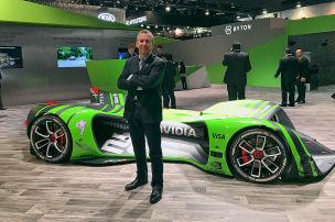 CES 2018: Interview  Nvidia