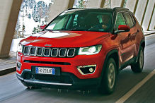 Jeep Compass: Test