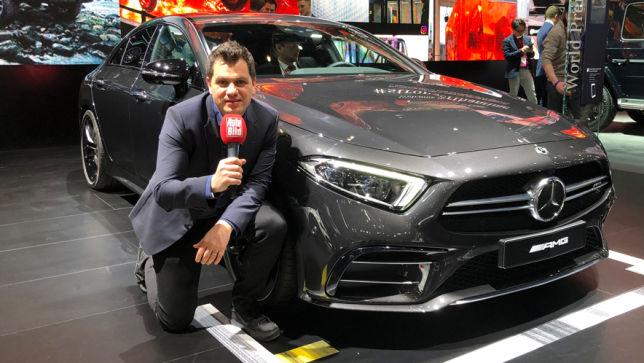 Mercedes-AMG auf der NAIAS 2018