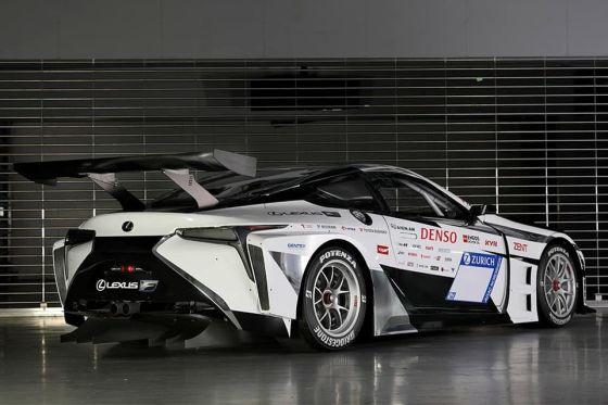 Lexus startet erneut in der Eifel