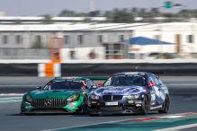 Mercedes AMG gewinnt in Dubai