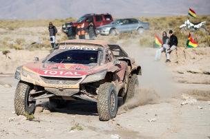 Rallye Dakar: Interview Peterhansel